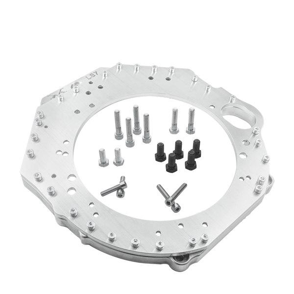Adapter skrzyni biegów GM Chevrolet LS V8 LS1 LS3 LS7 LSA LSX - BMW M57N / M57N2 GS6-53DZ / N54 GS6-53 - GRUBYGARAGE - Sklep Tuningowy